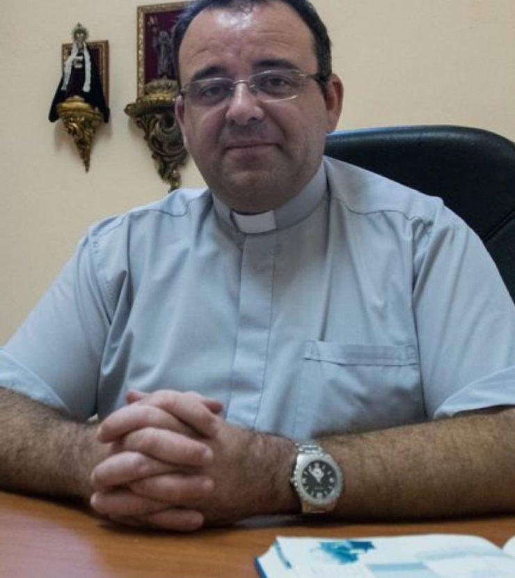 Reverendo D. David Gutiérrez Domínguez