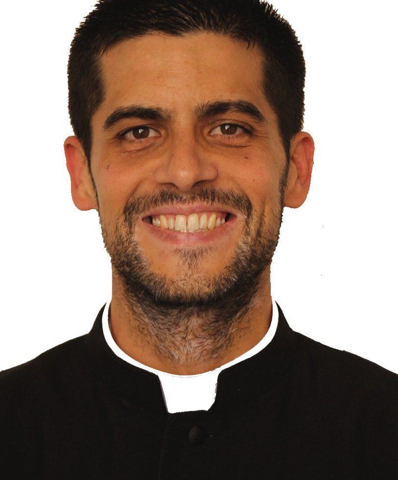 Reverendo D. Miguel Ángel Ventura Naranjo