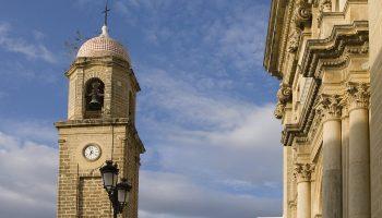Templo y Arquillo del Reloj. Daniel Morales