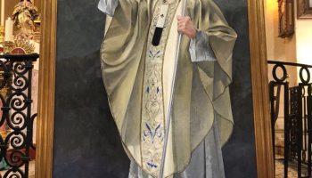 Cuadro San Juan Pablo II