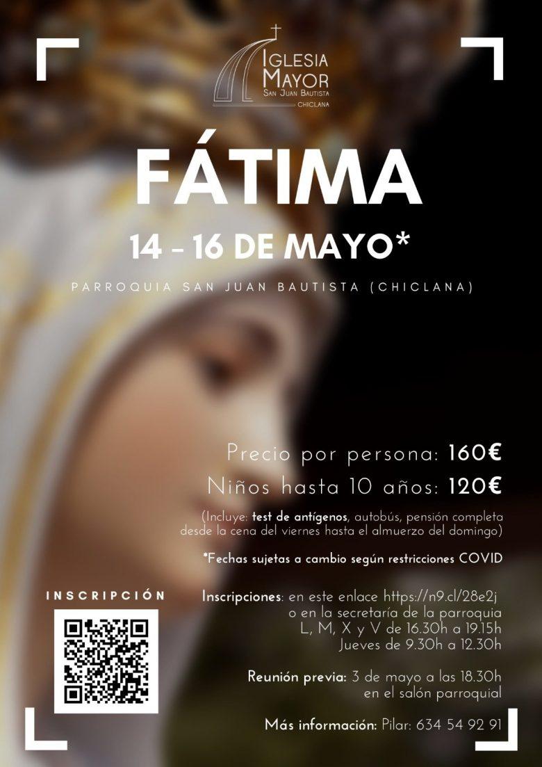 Peregrinación parroquial a Fátima