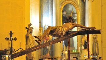 Cristo del Perdón. José Arroyo
